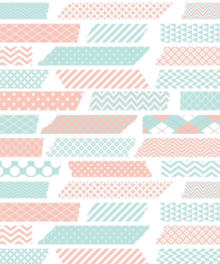 All Washi and Deco Tapes