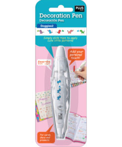 Decoration pens and rollers