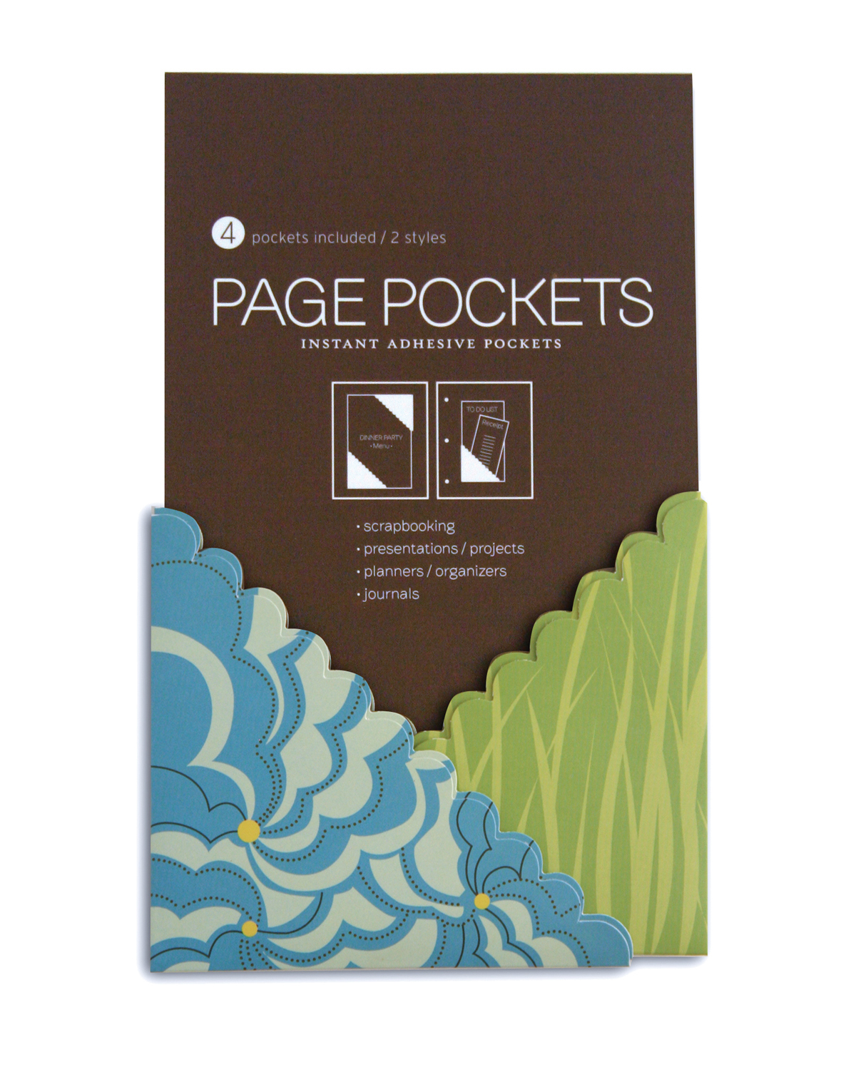 Page Pockets