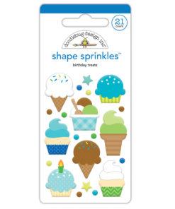 Shape Sprinkles