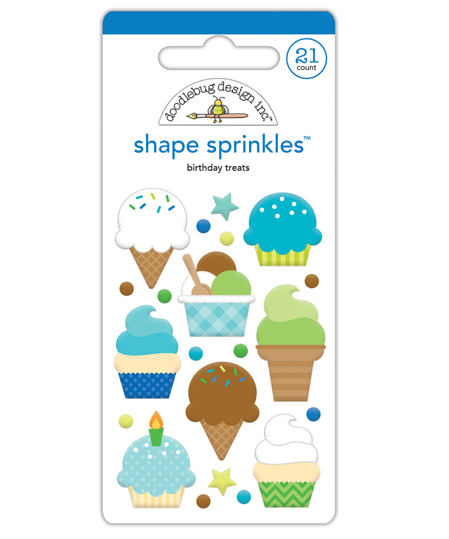 Shape Sprinkles