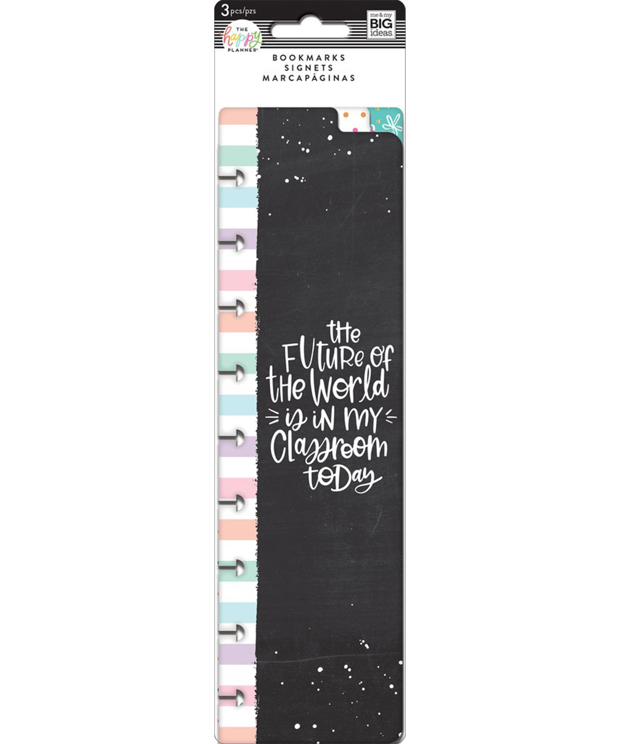 MAMBI - Happy Planner - Bookmarks Teacher
